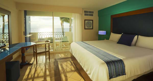 Accommodations - Crown Paradise Golden Puerto Vallarta - Adults Only - All Inclusive Resort